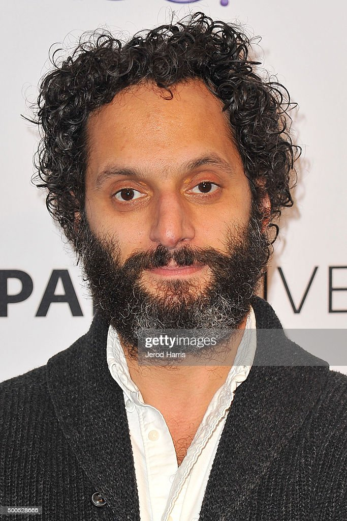 Actor Jason Mantzoukas arrives at PaleyLive