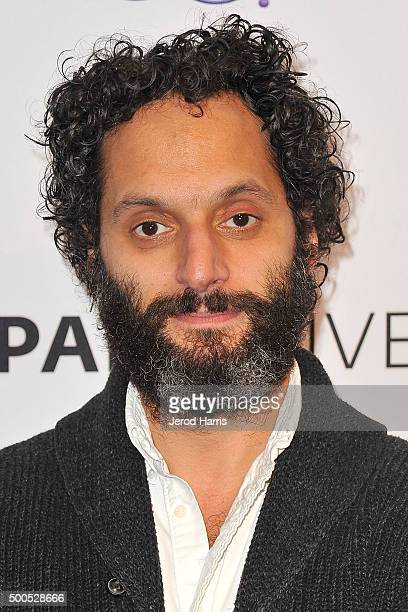 Actor Jason Mantzoukas arrives at PaleyLive LA 'The League' A Fond Farewell at The Paley Center for Media on December 8 2015 in Beverly Hills...