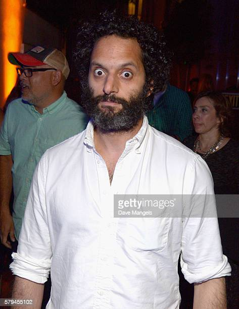Actor Jason Mantzoukas attends Entertainment Weekly's ComicCon Bash held at Float Hard Rock Hotel San Diego on July 23 2016 in San Diego California...