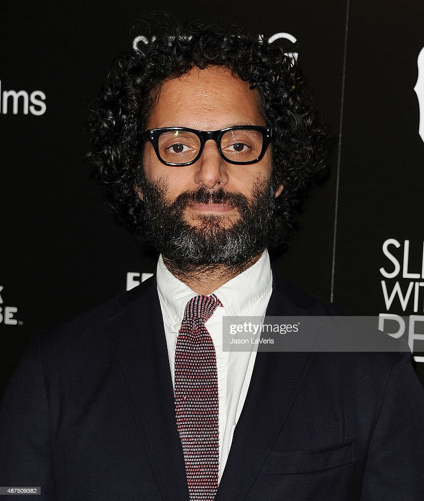 Actor Jason Mantzoukas attends the premiere of 'Sleeping With Other People' at ArcLight Cinemas on September 9, 2015 in Hollywood, California.
