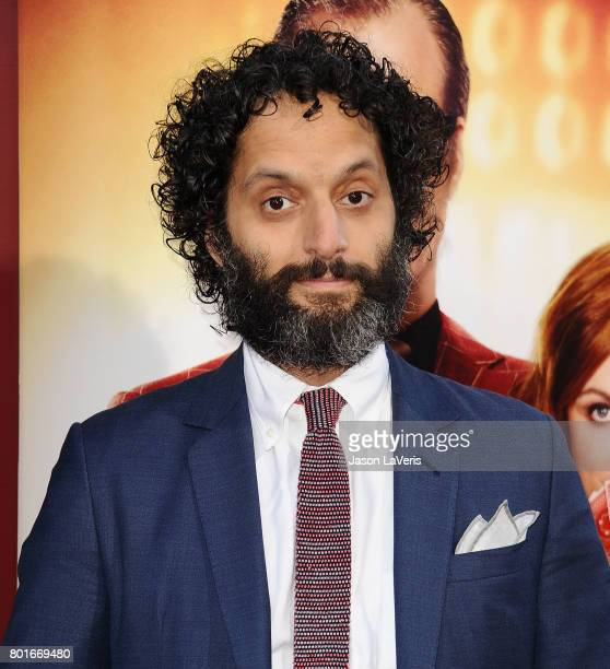 Actor Jason Mantzoukas attends the premiere of The House at TCL Chinese Theatre on June 26 2017 in Hollywood California