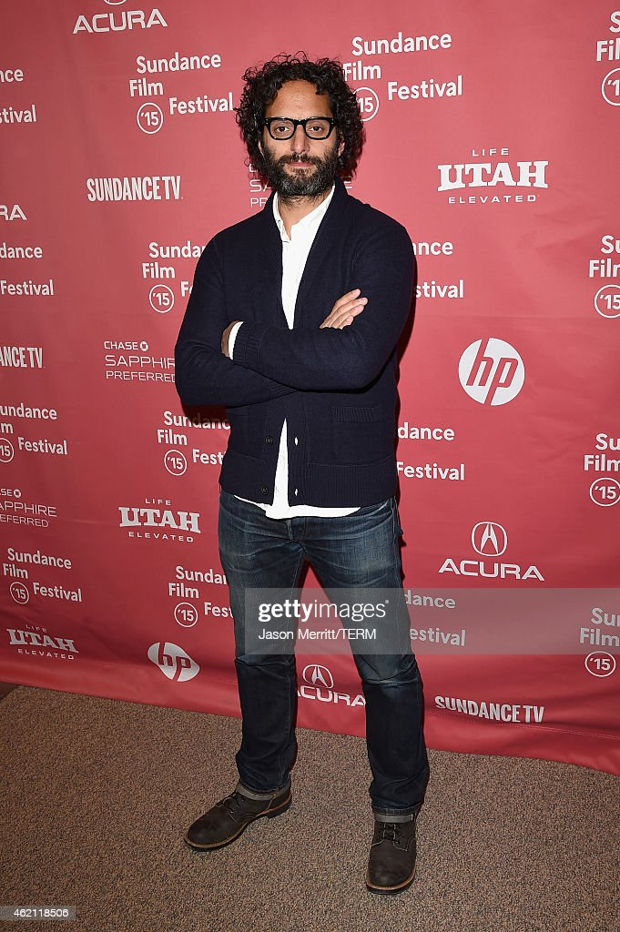 Actor Jason Mantzoukas attends the 'Sleeping With Other People' premiere during the 2015 Sundance Film Festival on January 24, 2015 in Park City, Utah.