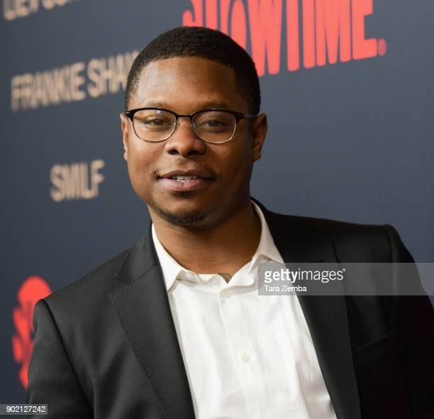 Actor Jason Mitchell attends Showtime Golden Globe Nominees Celebration at Sunset Tower on January 6 2018 in Los Angeles California