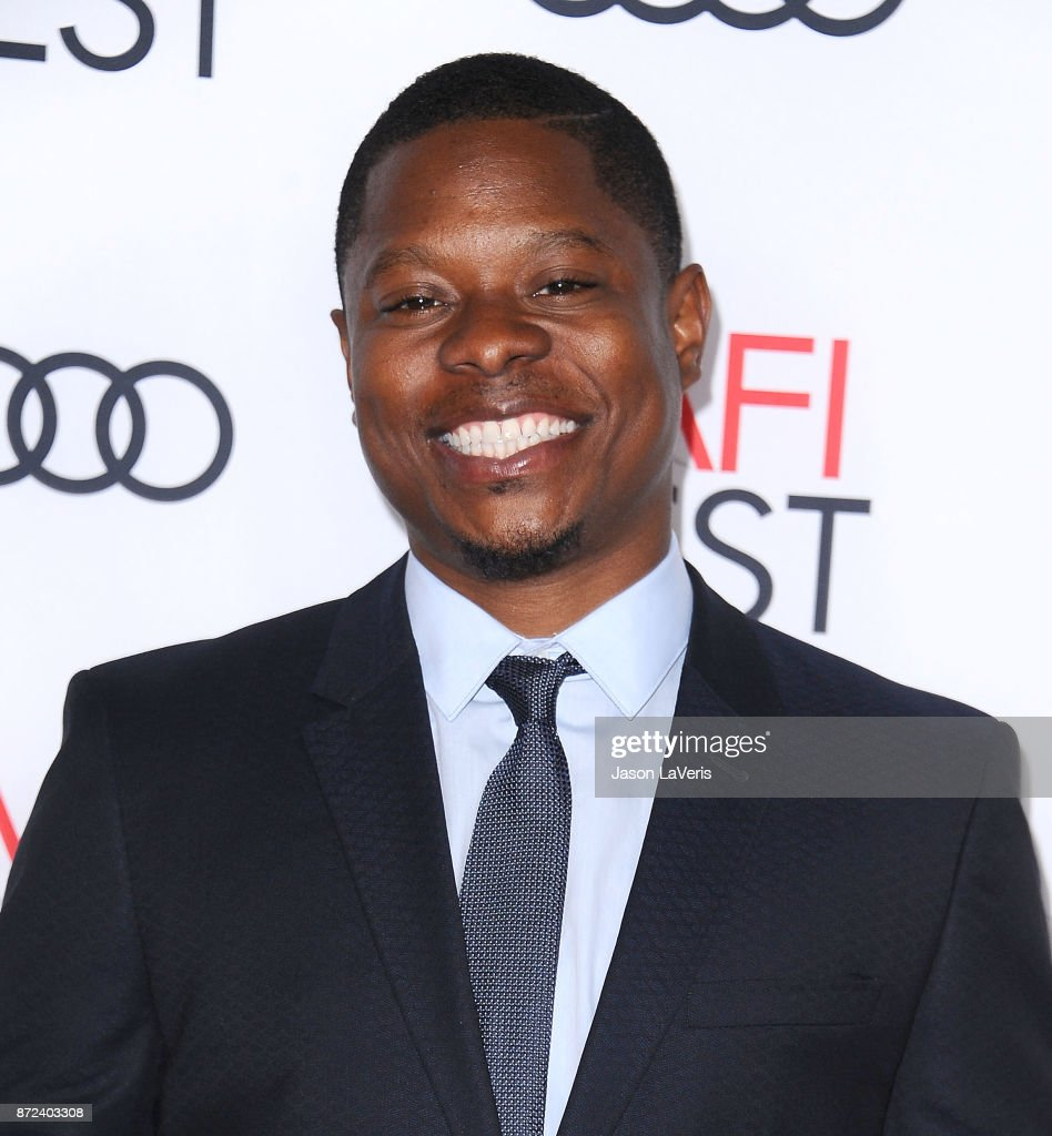 Actor Jason Mitchell attends the 2017 AFI Fest opening night gala screening of 'Mudbound' at TCL Chinese Theatre on November 9, 2017 in Hollywood, California.