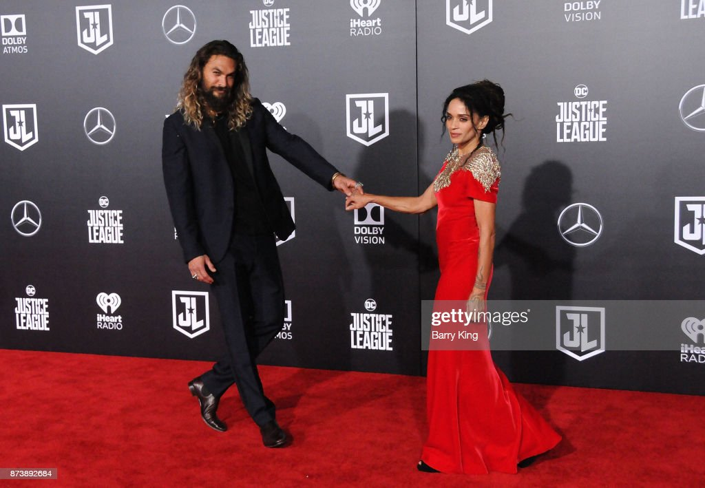 """Premiere Of Warner Bros. Pictures' """"Justice League"""" - Arrivals : News Photo"""