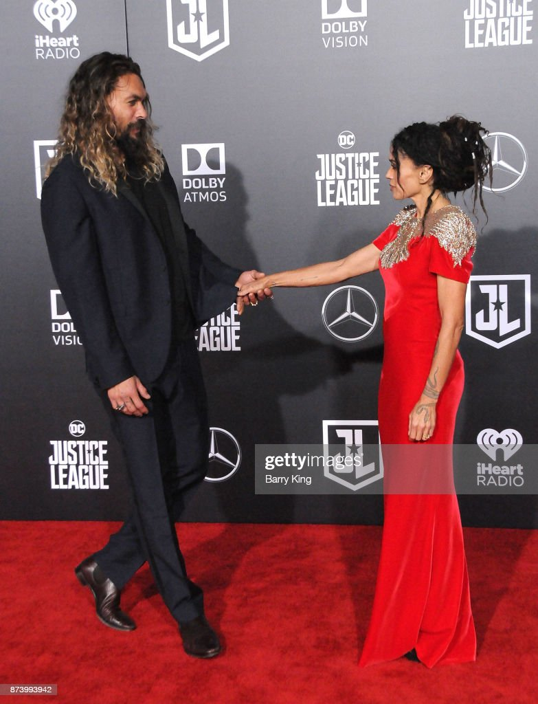 "Premiere Of Warner Bros. Pictures' ""Justice League"" - Arrivals : News Photo"