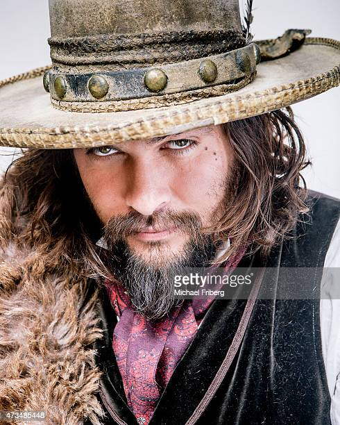 Actor Jason Momoa is photographed for Variety on February 3 2015 in Park City Utah