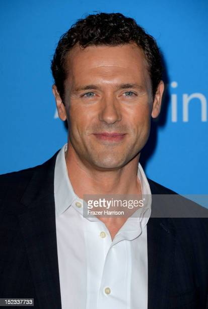 Actor Jason O'Mara arrives at CBS 2012 fall premiere party held at Greystone Manor Supperclub on September 18 2012 in West Hollywood California