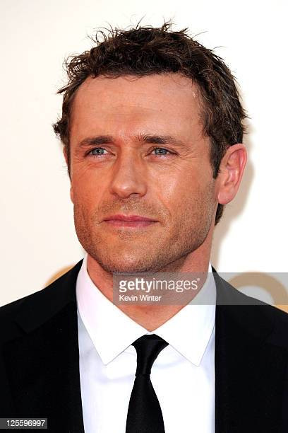 Actor Jason O'Mara arrives at the 63rd Annual Primetime Emmy Awards held at Nokia Theatre LA LIVE on September 18 2011 in Los Angeles California