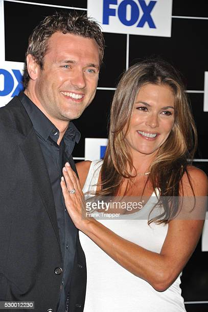 Actor Jason O'Mara arrives at the Fox All Star Party 2011 held at Gladstone's Restaurant in Pacific Palisades