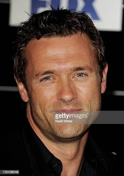Actor Jason O'Mara arrives at the FOX AllStar party at Gladstones on August 5 2011 in Pacific Palisades California