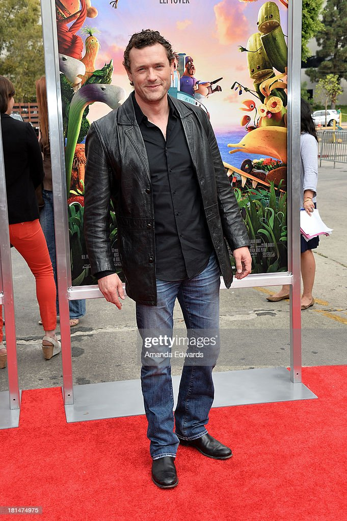 """""""Cloudy With A Chance Of Meatballs 2"""" - Los Angeles Premiere - Arrivals : News Photo"""