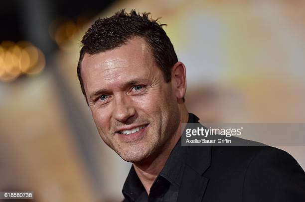Actor Jason O'Mara arrives at the Los Angeles Premiere of 'Doctor Strange' on October 20 2016 in Hollywood California