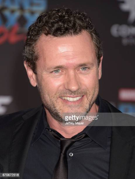 Actor Jason O'Mara arrives at the Premiere Of Disney And Marvel's 'Guardians Of The Galaxy Vol 2' at Dolby Theatre on April 19 2017 in Hollywood...