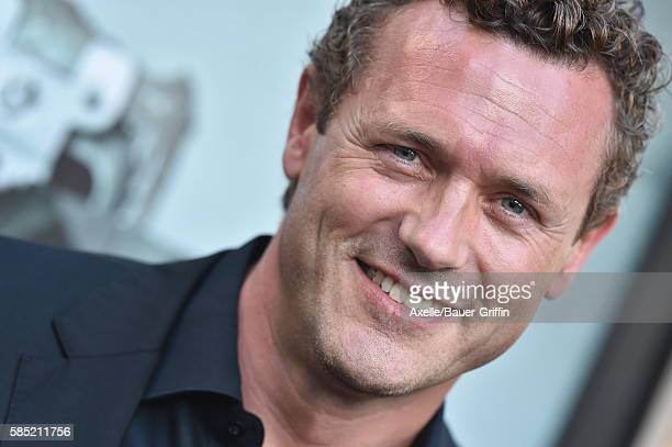 Actor Jason O'Mara arrives at the premiere of New Line Cinema's 'Lights Out' at TCL Chinese Theatre on July 19 2016 in Hollywood California