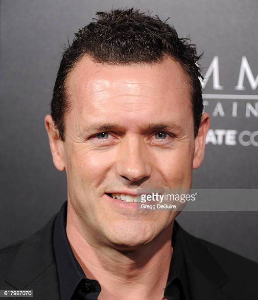 Actor Jason O'Mara arrives at the screening of Summit Entertainment's 'Hacksaw Ridge' at Samuel Goldwyn Theater on October 24 2016 in Beverly Hills...