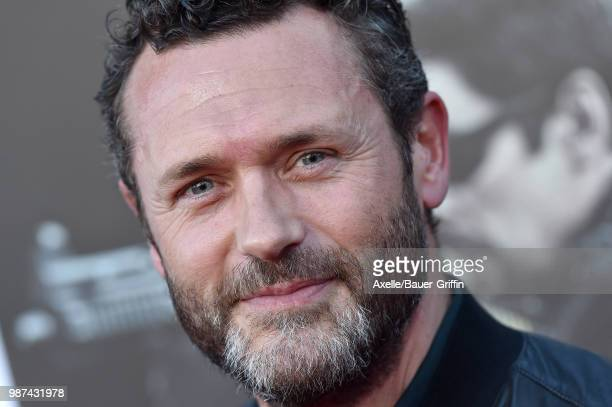 Actor Jason O'Mara attends Columbia Pictures' 'Sicario Day of the Soldado' Premiere at Regency Village Theatre on June 26 2018 in Westwood California
