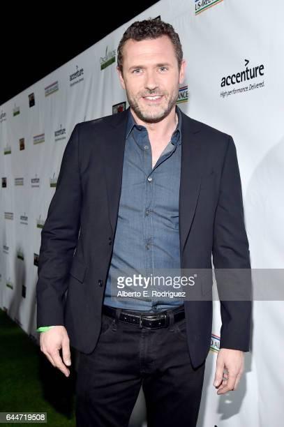 Actor Jason O'Mara attends the 12th Annual USIreland Aliiance's Oscar Wilde Awards event at Bad Robot on February 23 2017 in Santa Monica California