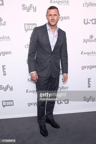 Actor Jason O'Mara attends the 2015 NBCUniversal Cable Entertainment Upfront at The Jacob K Javits Convention Center on May 14 2015 in New York City