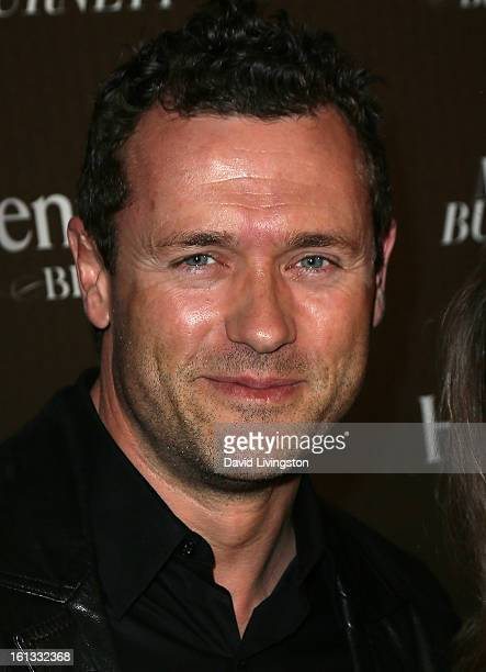 Actor Jason O'Mara attends the Hennessy Toasts Achievements In Music event with GRAMMY Host LL Cool J and Mark Burnett at The Bazaar at the SLS Hotel...