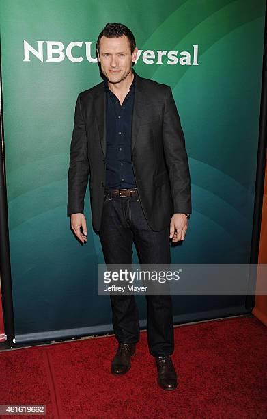Actor Jason O'Mara attends the NBCUniversal 2015 Press Tour at the Langham Huntington Hotel on January 15 2015 in Pasadena California