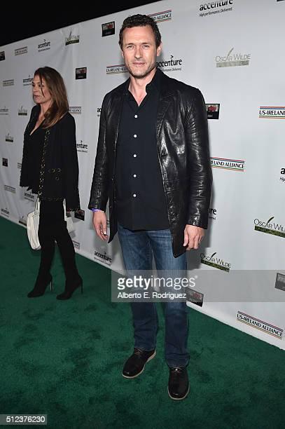 Actor Jason O'Mara attends the Oscar Wilde Awards at Bad Robot on February 25 2016 in Santa Monica California