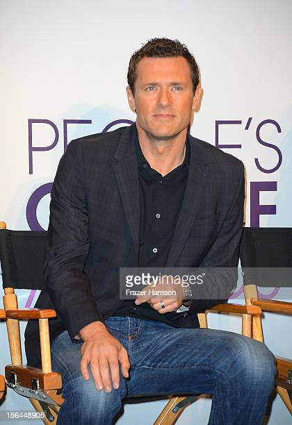 Actor Jason O'Mara attends the People's Choice Awards 2013 Nominations Press Conference at The Paley Center for Media on November 15 2012 in Beverly...
