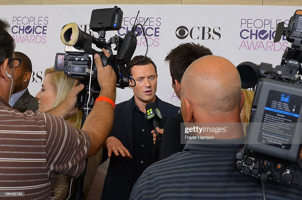 People's Choice Awards 2013 Nominations Press Conference : News Photo