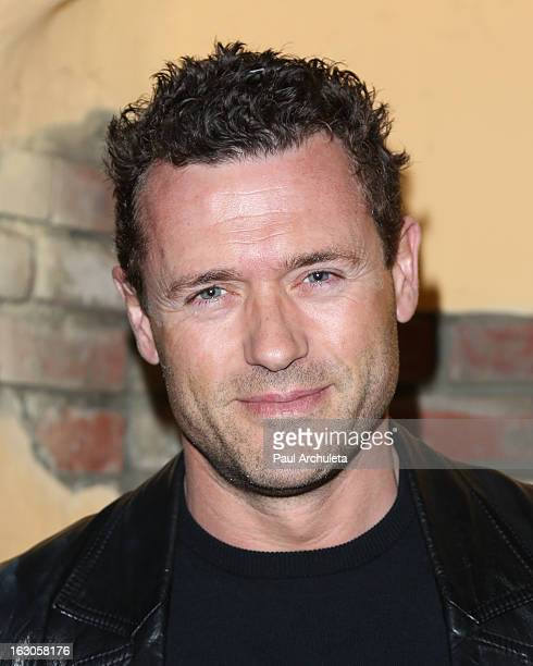 Actor Jason O'Mara attends the premiere of Ben Becca at Raleigh Studios on March 3 2013 in Los Angeles California