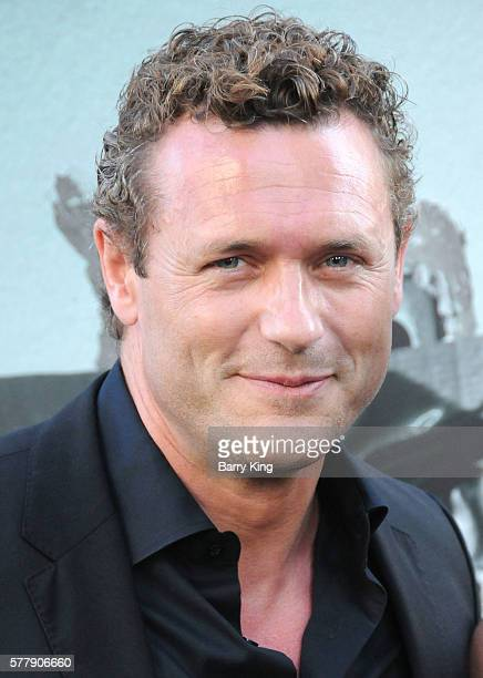 Actor Jason O'Mara attends the premiere of New Line Cinema's 'Lights Out' at TCL Chinese Theatre on July 19 2016 in Hollywood California