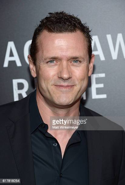 Actor Jason O'Mara attends the screening of Summit Entertainment's Hacksaw Ridge at Samuel Goldwyn Theater on October 24 2016 in Beverly Hills...