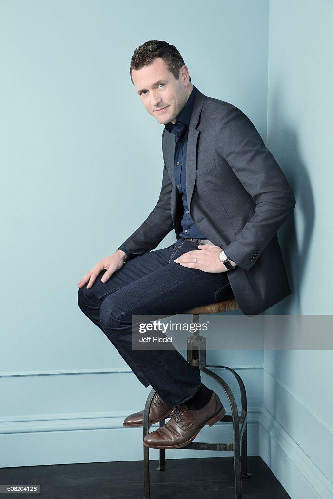 Jason O'Mara, TV Guide Magazine, January 15, 2015 : News Photo