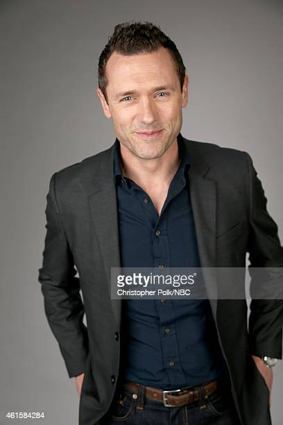 Actor Jason O'Mara of Complications poses for a portrait during the NBCUniversal TCA Press Tour at The Langham Huntington Pasadena on January 15 2015...