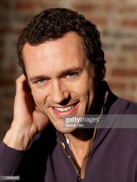 Actor Jason O'Mara poses at a portrait session for People Magazine on February 8 2009 in New York City