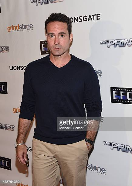 Actor Jason Patric arrives at the special screening of Lionsgate Films' 'The Prince' at the TCL Chinese 6 Theatres on August 18 2014 in Hollywood...