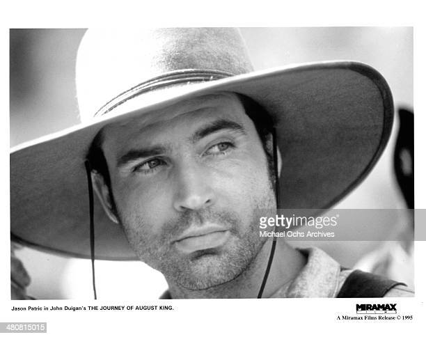 Actor Jason Patric in a scene from the Miramax movie 'The Journey of August King' circa 1995