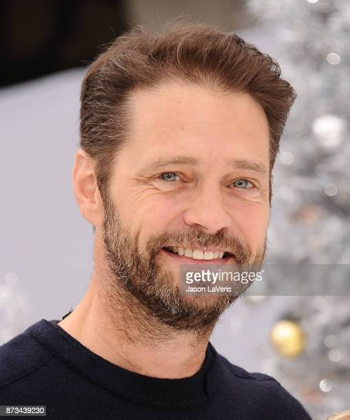 Actor Jason Priestley attends the premiere of 'The Star' at Regency Village Theatre on November 12 2017 in Westwood California