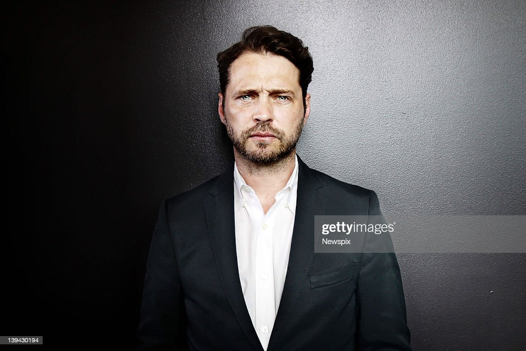 Jason Priestley Portrait Session