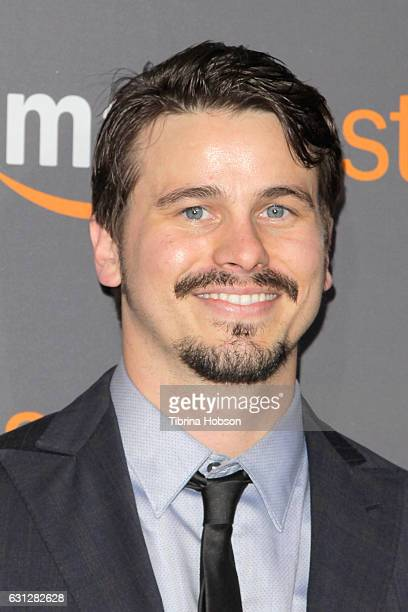 Actor Jason Ritter attends Amazon Studios Golden Globes Party at The Beverly Hilton Hotel on January 8 2017 in Beverly Hills California