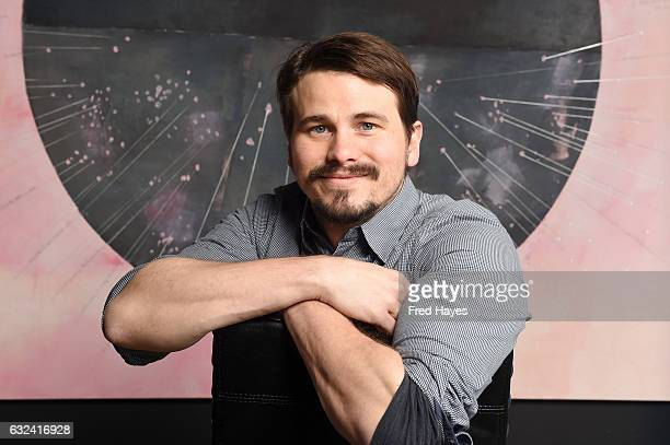Actor Jason Ritter attends SAGindie Actors Only Brunch on January 22 2017 in Park City Utah