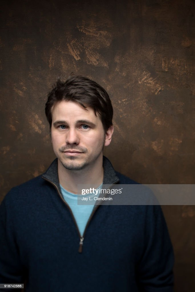 Actor Jason Ritter, from the film 'The Tale', is photographed for Los Angeles Times on January 21, 2018 in the L.A. Times Studio at Chase Sapphire on Main, during the Sundance Film Festival. PUBLISHED IMAGE.