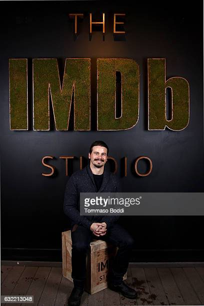 Actor Jason Ritter of 'Bitch' attends The IMDb Studio featuring the Filmmaker Discovery Lounge presented by Amazon Video Direct Day One during The...
