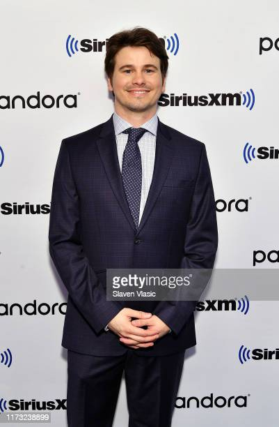 Actor Jason Ritter visits SiriusXM Studios to promote the television show Raising Dionon October 2 2019 in New York City