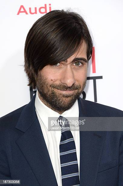 Actor Jason Schwartzman attends the premiere of Walt Disney Pictures' Saving Mr Banks during AFI FEST 2013 presented by Audi at TCL Chinese Theatre...