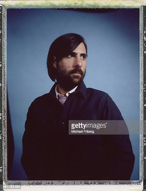 Actor Jason Schwartzman is photographed for Variety on January 18 2014 in Park City Utah