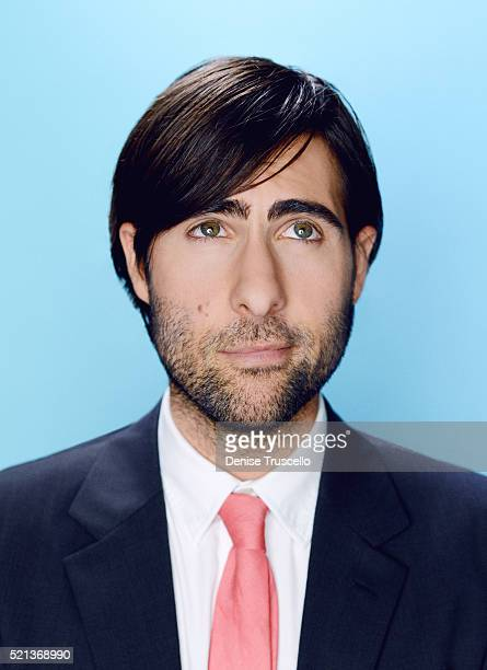 Actor Jason Schwartzman poses for a portrait at the 2013 D23 Expo on August 6, 2013 in Las Vegas, Nevada.