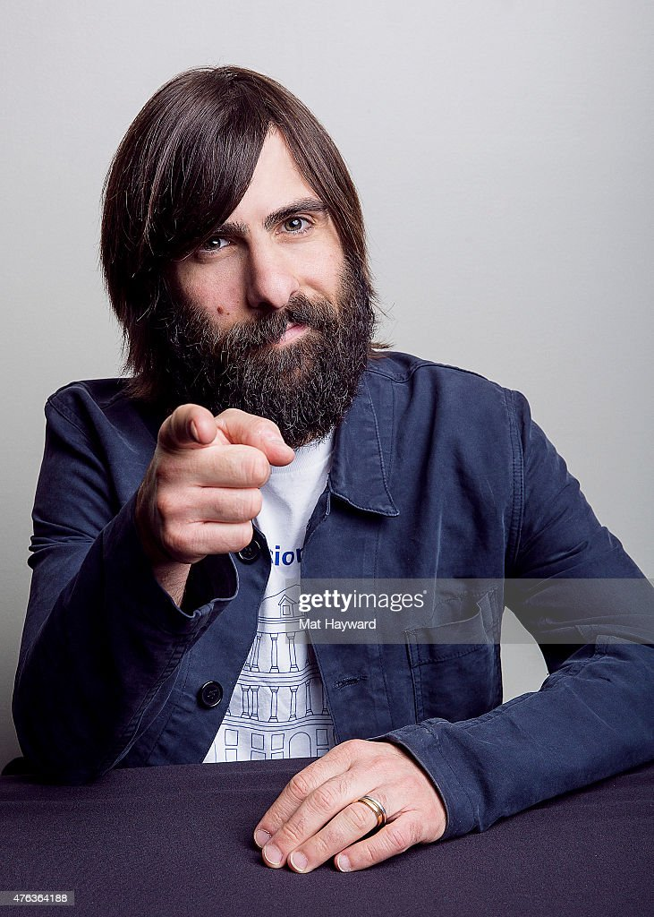 Jason Schwartzman, Portrait Session, June 6, 2015
