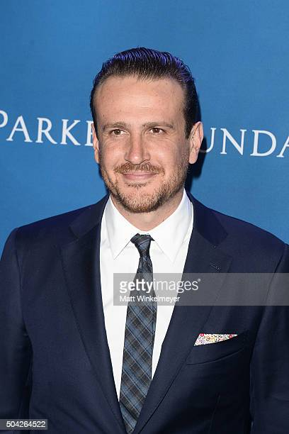 Actor Jason Segel arrives at the 5th Annual Sean Penn Friends HELP HAITI HOME Gala benefiting J/P Haitian Relief Organization at Montage Hotel on...