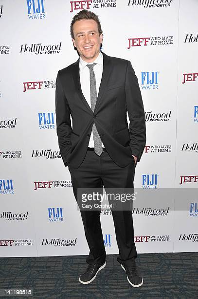 Actor Jason Segel attends a screening of Jeff Who Lives at Home at the Sunshine Landmark on March 12 2012 in New York City