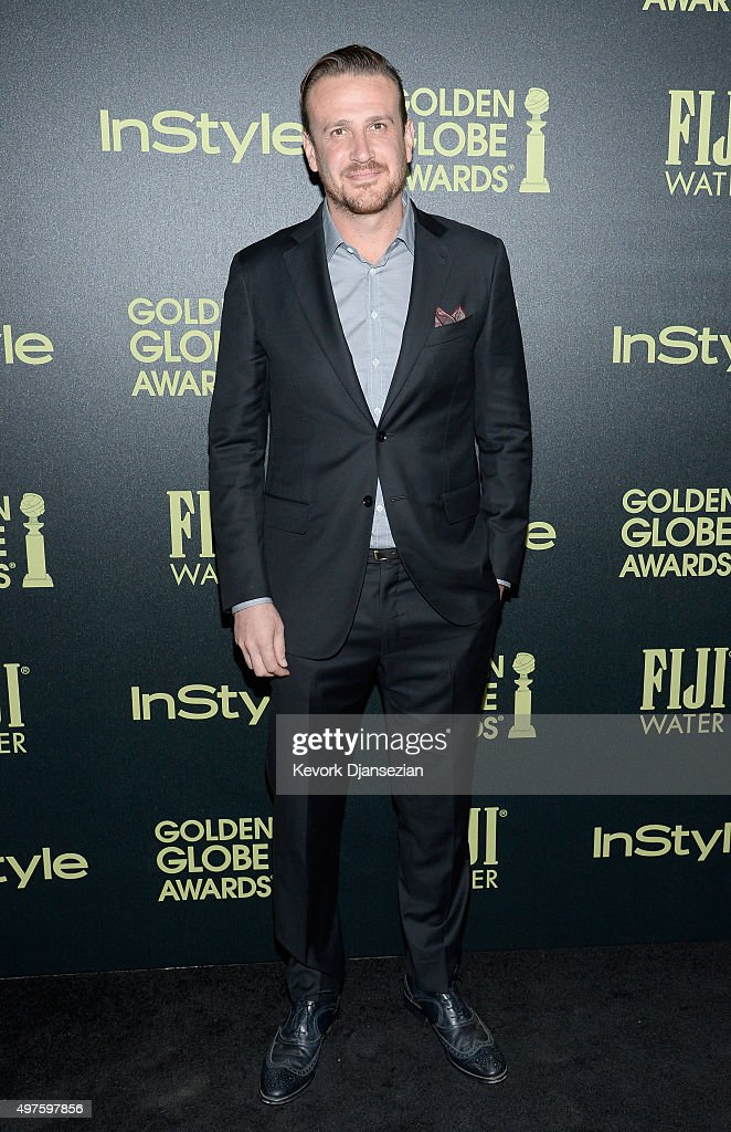 Hollywood Foreign Press Association And InStyle Celebrate The 2016 Golden Globe Award Season